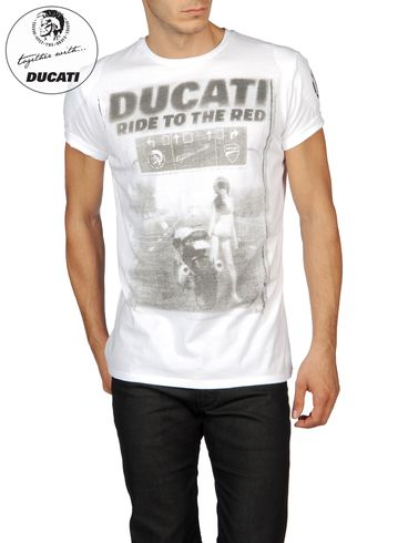 DIESEL - Short sleeves - DU-BOLT 01MOH