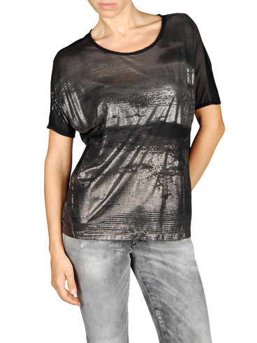 DIESEL - Short sleeves - T-SQUARINA-A