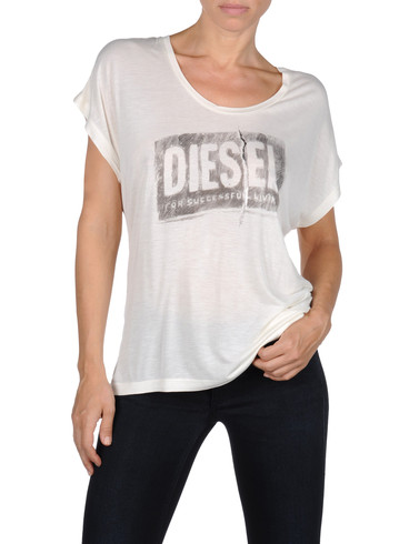 DIESEL - Manches courtes - T-DONA-Q