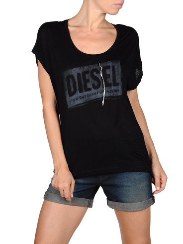 DIESEL - Short sleeves - T-DONA-Q