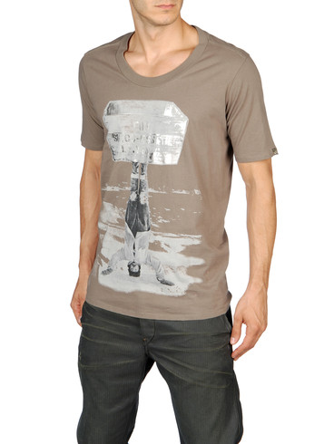DIESEL - T-Shirt - T-YEWA-RS