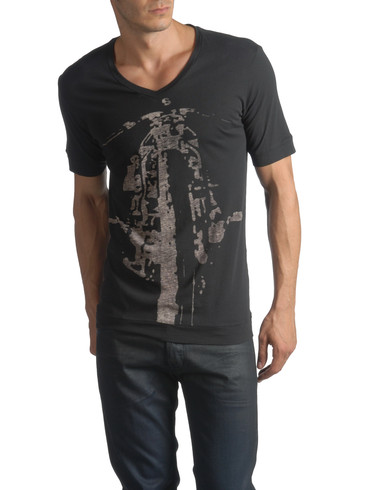 DIESEL BLACK GOLD - T-Shirt - TAICI-BIKER