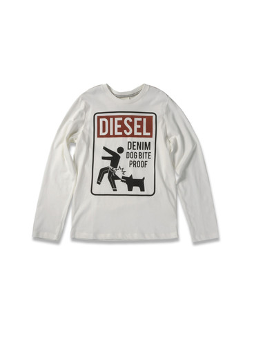 DIESEL - T-Shirt - TENESTO SLIM