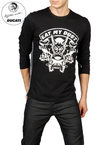 DIESEL - Long sleeves - DU-FENDERT 00MOH