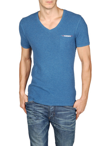 DIESEL - Short sleeves - T-CARMENTE-S 00QWJ