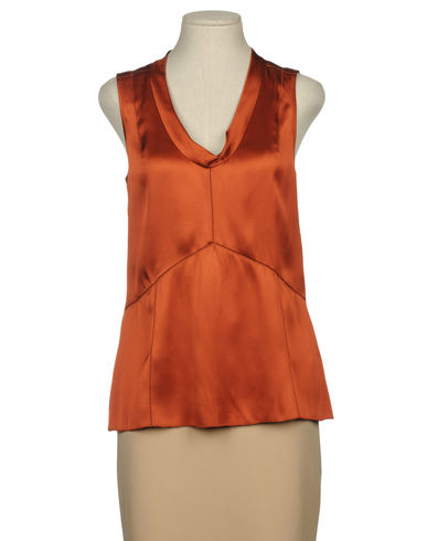 TORY BURCH - Sleeveless t-shirt