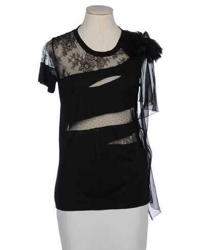 REDValentino - Sleeveless t-shirt