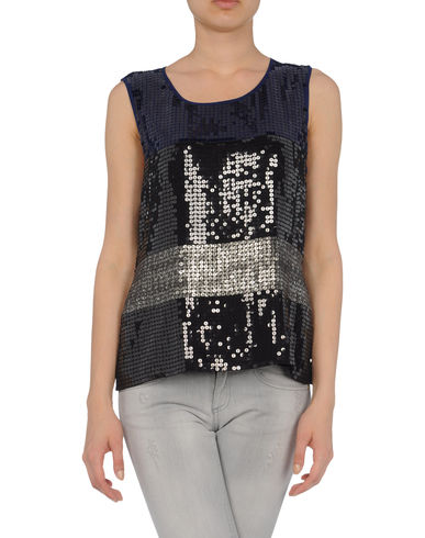 DKNY - Sleeveless t-shirt