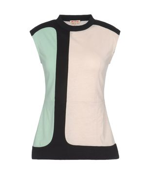 Sleeveless t-shirt Women's - MARNI