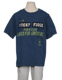 STICKY FUDGE - Short sleeve t-shirt