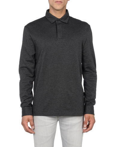 RALPH LAUREN BLACK LABEL - Polo sweater