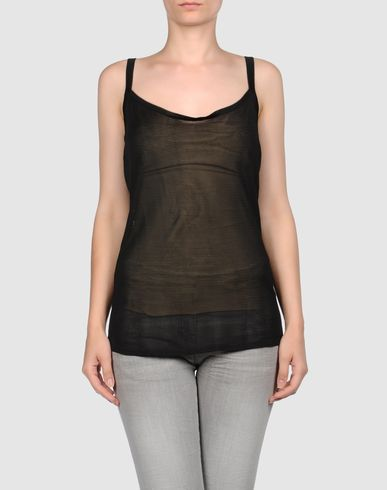 FERRE' - Sleeveless t-shirt