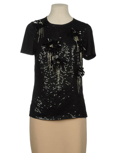 BETTY JACKSON LONDON - Short sleeve t-shirt