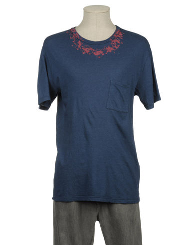 GOLDEN GOOSE - Short sleeve t-shirt