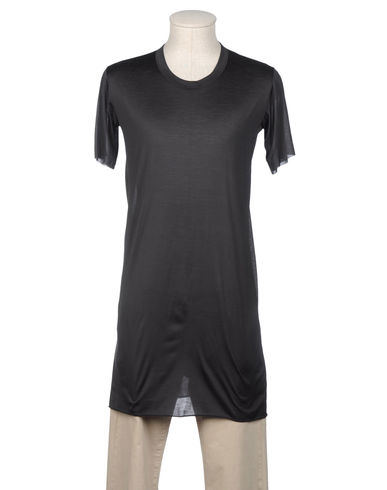 RICK OWENS - Short sleeve t-shirt