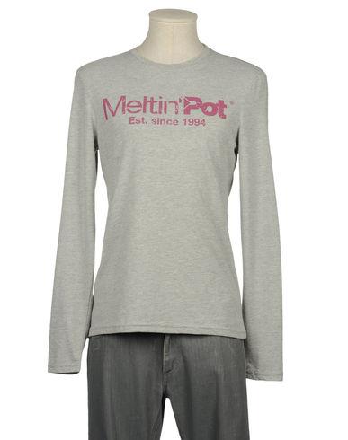 Футболка с длинными рукавами MELTIN POT 37396175HR
