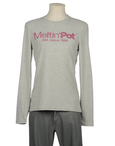 MELTIN POT - Long sleeve t-shirt