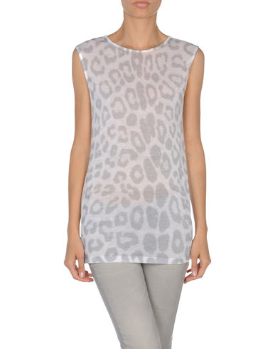 STELLA McCARTNEY - Sleeveless t-shirt