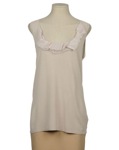 D.EXTERIOR - Sleeveless sweater