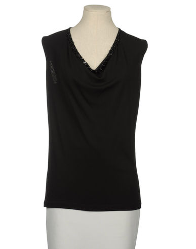 JEAN PAUL GAULTIER FEMME - Sleeveless t-shirt