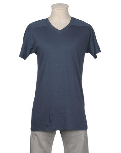 KRIS VAN ASSCHE - Short sleeve t-shirt