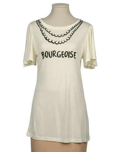 MOSCHINO CHEAPANDCHIC - Short sleeve t-shirt