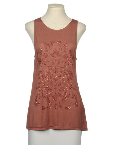 WISCH - Sleeveless t-shirt