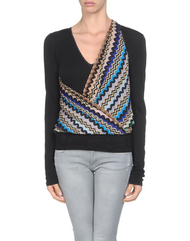 MISSONI - Sleeveless t-shirt