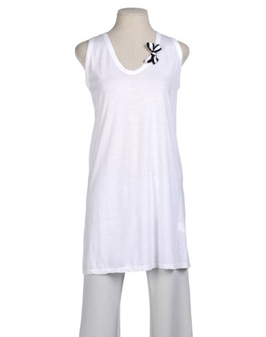 JUCCA - Sleeveless t-shirt