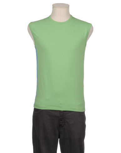 BIKKEMBERGS - Sleeveless t-shirt