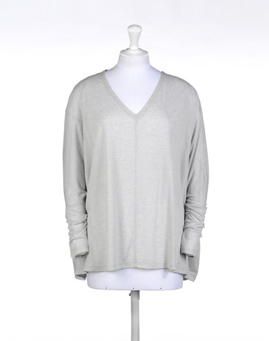 MM6 by MAISON MARGIELA T-shirt manches longues