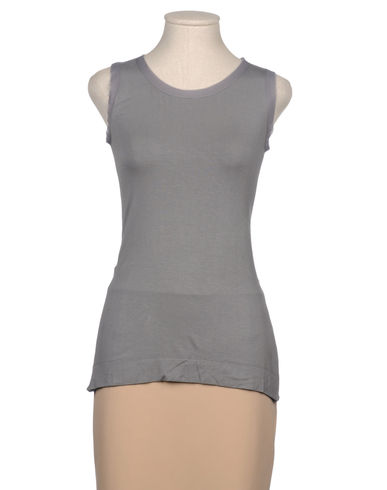 ANGELINA FOLIES - Sleeveless t-shirt