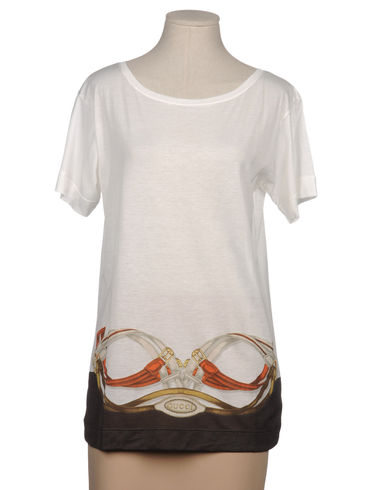 GUCCI - Short sleeve t-shirt