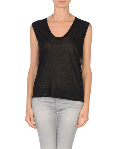 L'AGENCE - Sleeveless t-shirt