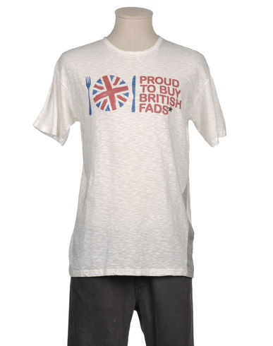 FAKE LONDON - Short sleeve t-shirt