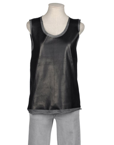 DIESEL BLACK GOLD - Sleeveless t-shirt