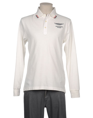 ASTON MARTIN RACING by HACKETT - Polo shirt