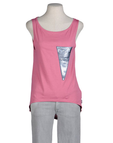 55DSL - Sleeveless t-shirt