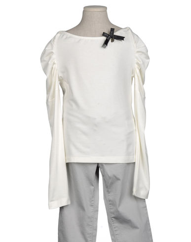 PATRIZIA PEPE - Long sleeve t-shirt