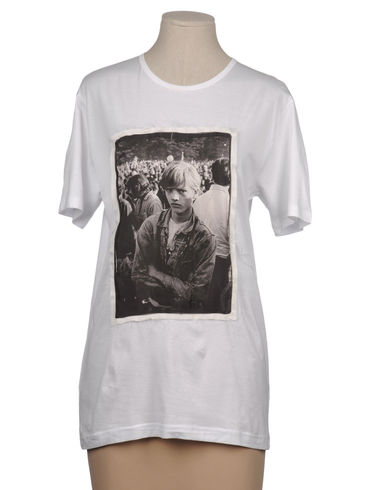 J.W.ANDERSON - Short sleeve t-shirt