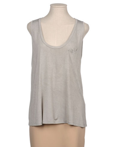 MAURO GRIFONI - Sleeveless t-shirt