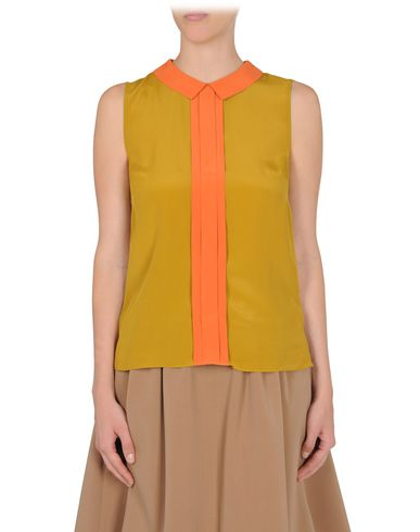 JONATHAN SAUNDERS - Sleeveless shirt