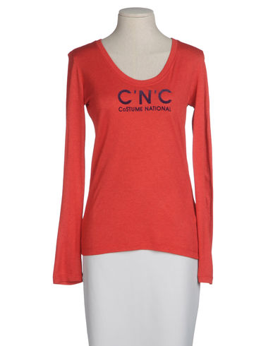 C&#39;N&#39;C&#39; COSTUME NATIONAL - Long sleeve t-shirt
