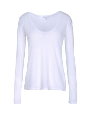 T-shirt maniche lunghe Donna - JAMES PERSE
