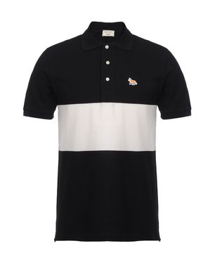 Polo shirt Men's - MAISON KITSUNÉ