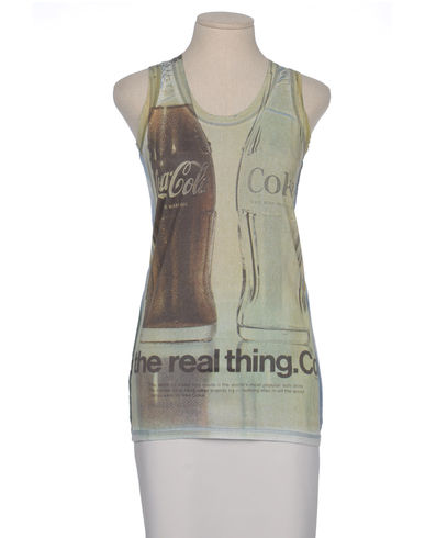 D&amp;G - Sleeveless t-shirt