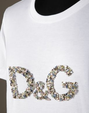 ICON T-SHIRT - T-Shirts  - Dolce&Gabbana - Winter 2016