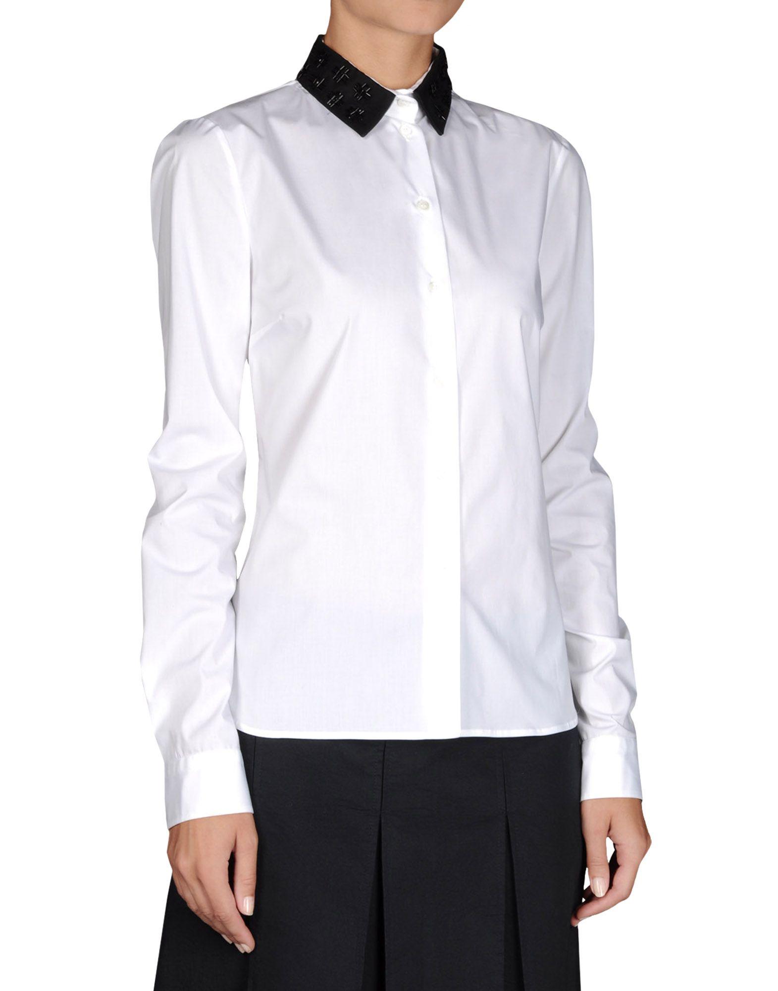 Shirt - JIL SANDER NAVY Online Store