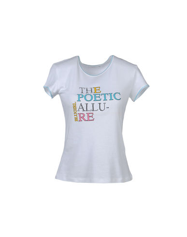 BLUGIRL JEANS - T-shirt