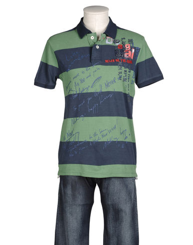 DESIGUAL - Polo shirt